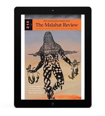 Malahat Review 214 Digital Issue